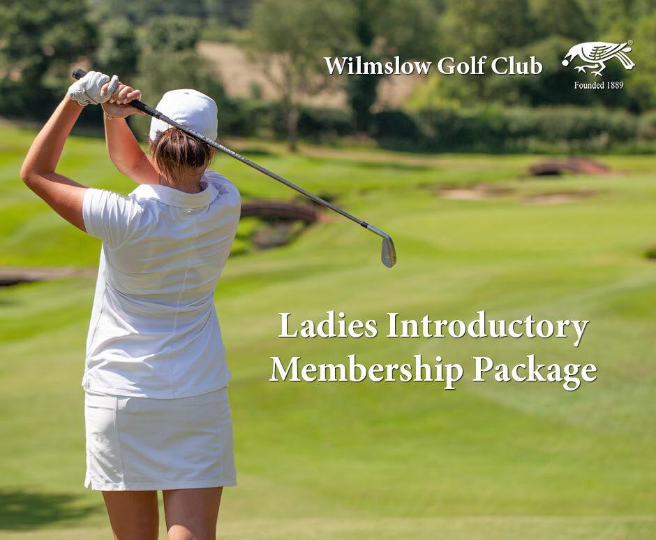 Ladies Introductory Membership Package