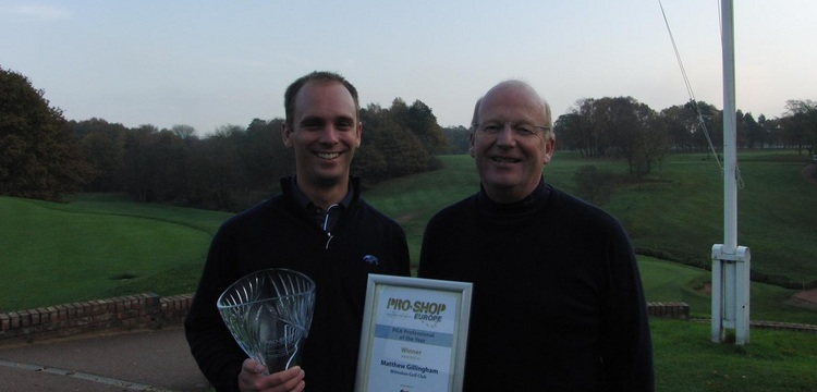PGA Professional of the Year 2011